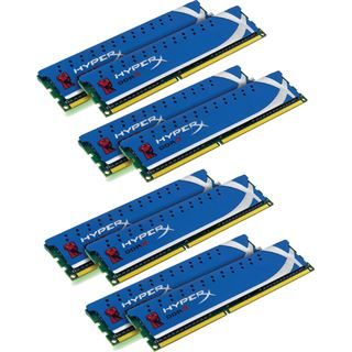 32GB Kingston HyperX Genesis DDR3-1600 DIMM CL9 Octa Kit