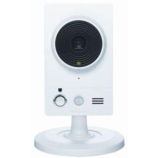 D-Link DCS 2210/ Full HD Cube IP Camera