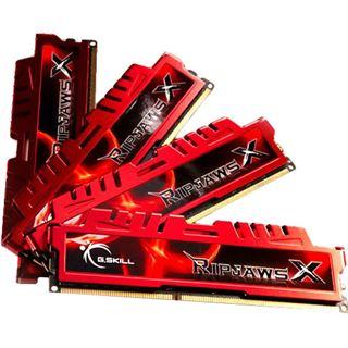 32GB G.Skill RipJawsX DDR3-1600 DIMM CL10 Quad Kit