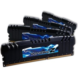 32GB G.Skill RipJawsZ DDR3-2133 DIMM CL9 Octa Kit