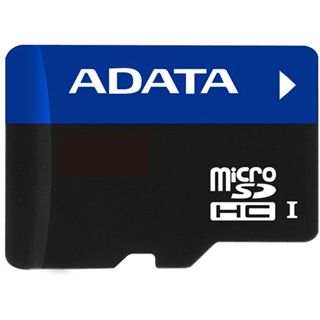 16 GB ADATA Serie microSD UHS-I Retail inkl. Adapter