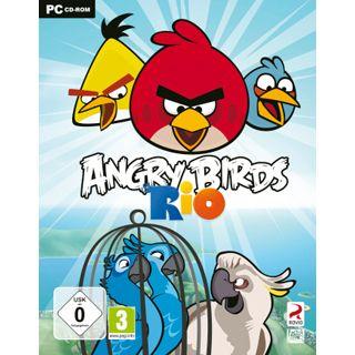 Angry Birds Rio (PC)