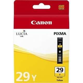 Canon Tinte PGI-29Y 4875B001 gelb
