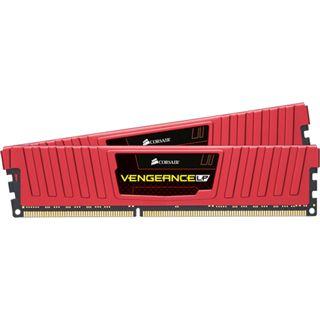 8GB Corsair Vengeance LP rot DDR3-1866 DIMM CL9 Dual Kit