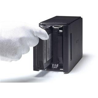 """6000GB Buffalo DriveStation Duo HD-WL6TU3R1-EU 3.5"""" (8.9cm) USB"""