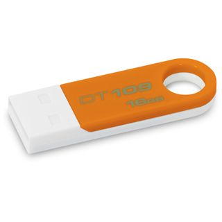 16 GB Kingston DataTraveler 109 orange USB 2.0