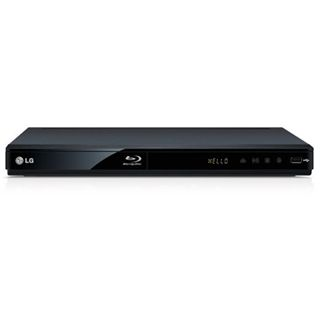 LG Electronics BD650 Blu-Ray Player