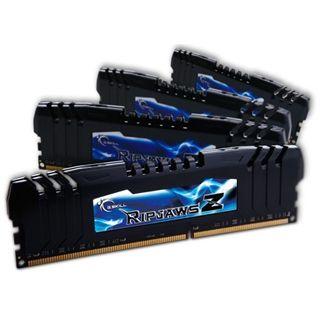 32GB G.Skill RipJawsZ DDR3-2400 DIMM CL10 Quad Kit