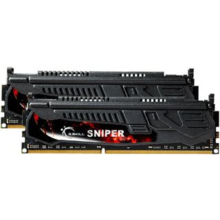 8GB G.Skill SNIPER DDR3-2133 DIMM CL9 Dual Kit