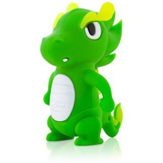4 GB Bone Dragon Driver gruen USB 2.0