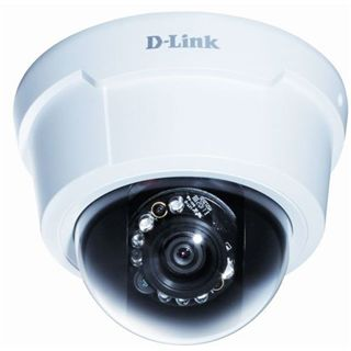 D-Link DCS-6113/E Network / Full HD Day+Night Dome PoE