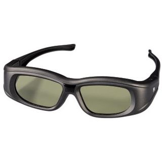 Hama 3D-Shutterbrille für Samsung 3D-TVs, Funk, Schwarz
