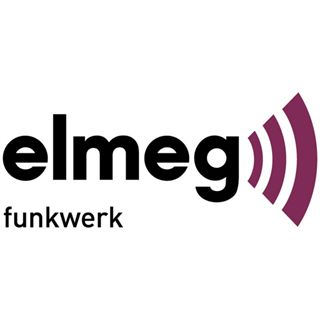 Elmeg Hörer schwarz blau (flach) CS290/(U)/IP-S290/410/400XT