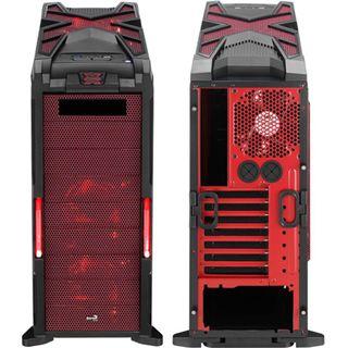 AeroCool Strike-X Advance Devil Red Midi Tower ohne Netzteil