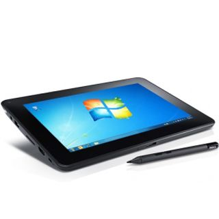 "10,1"" (25,65cm) Dell Latitude ST LST02 64GB Wi-Fi (bk) W7HP"