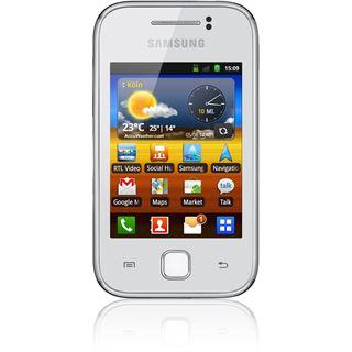 Samsung Galaxy Y S5360 150 MB weiß