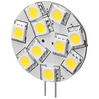 für G4 Lampensockel mit 10 SMD LEDs, weiß mix, 160 lm,