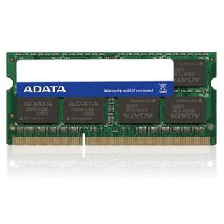 8GB ADATA Premier-Serie DDR3-1333 SO-DIMM CL9 Single