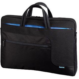 Hama Notebook-Tasche Mehit, Displaygrößen bis 44 cm (17,3), Schwarz