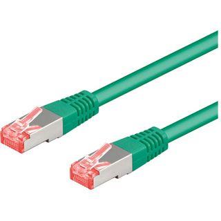 1.50m Good Connections Cat. 6a Patchkabel S/FTP PiMF RJ45 Stecker auf
