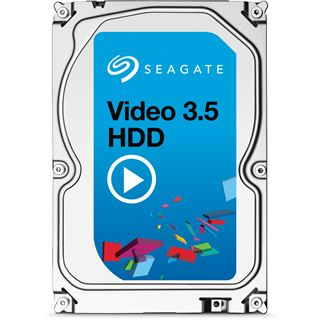 "1000GB Seagate Video 3.5 HDD ST1000VM002 64MB 3.5"" (8.9cm) SATA"
