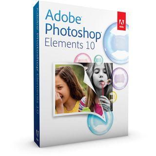 Adobe Photoshop Elements V10 / OEM