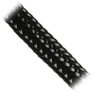 Nanoxia 30 cm schwarzes Verlängerungskabel für 4-Pin Molex