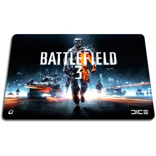 QPad Battlefield 3 Collector s Edition 405 mm x 285 mm Motiv