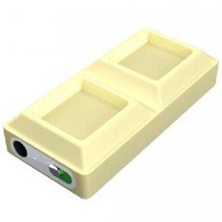 SwitchEasy SoftCase ChocoShuffle White iPod shuffle (3G)