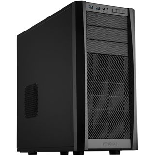 Antec Three Hundred Two Midi Tower ohne Netzteil schwarz