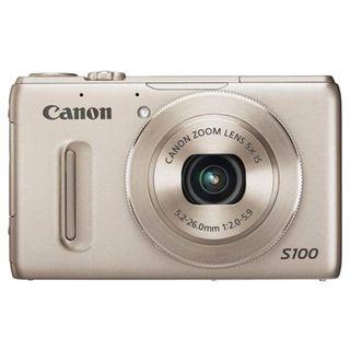 Canon PowerShot S100 silber