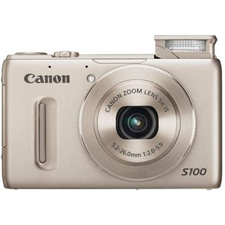 Canon PowerShot S100 silber