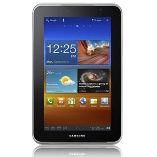 "7.0"" (17,78cm) Samsung Galaxy Tab 7.0 Plus N"