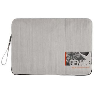 Golla Notebook-Sleeve Montreal G1317, Displaygrößen bis 36 cm (14), Denimgrau
