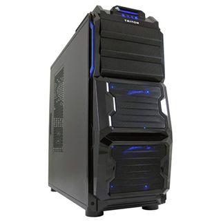 LC-Power Gaming 972B Triton Midi Tower ohne Netzteil schwarz