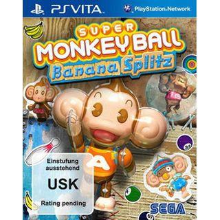 Super Monkey Ball Banana Splitz (PSVita)