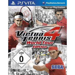 Virtua Tennis 4 World Tour Edition (PSVita)