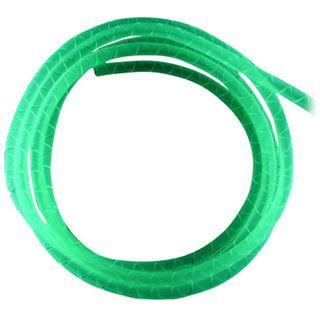 (€6,90*/1m) Bitspower 1.00m Spiralschlauch 4mm Neon Grün