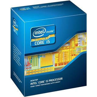 Intel Core i5 3470 4x 3.20GHz So.1155 BOX