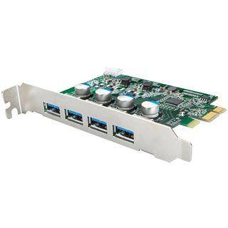 Buffalo IFC-PCIE4U3S-EU 4 Port PCIe x1 retail