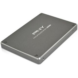 "120GB PNY Professional SSD 2.5"" (6.4cm) SATA 6Gb/s MLC synchron"