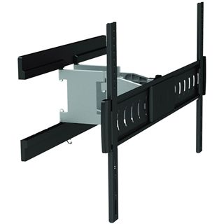 """Zignum M520-60 TV-Wandhalter 32-60"""", Stahl+Alu."""