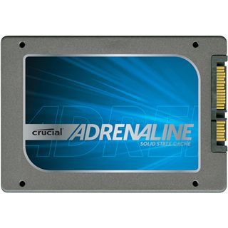 "50GB Crucial Adrenaline 2.5"" (6.4cm) SATA 6Gb/s MLC synchron"