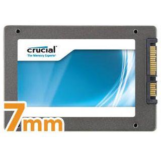 """64GB Crucial m4 Slim 2.5"""" (6.4cm) SATA 6Gb/s MLC synchron"""