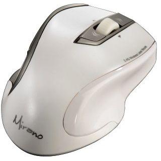 Hama Mirano USB weiß (kabellos)