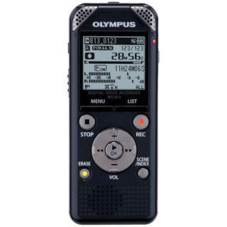 Olympus WS-813 schwarz digitaler Audiorekorder