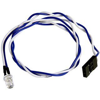 LAMPTRON 5mm weiße LED mit Anschlusskabel für 3-Pin Molex (LAMP-LED3013)