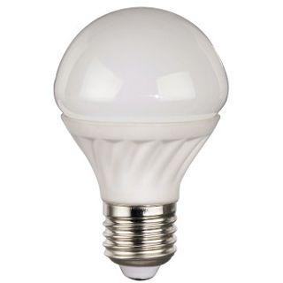 Xavax LED-Lampe, E27, 4W, Glühlampenform, Warmweiß