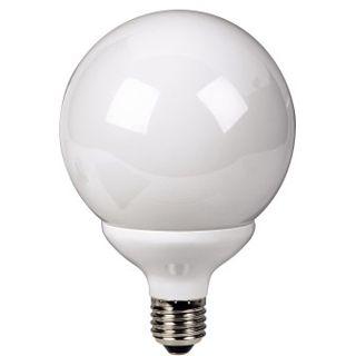 Xavax Energiesparlampe 20W Globeform E27