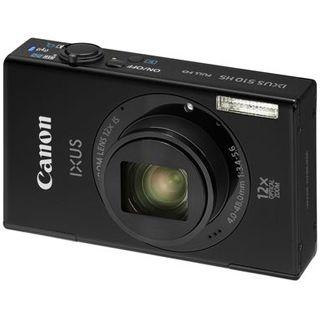 Canon Ixus 510 HS schwarz
